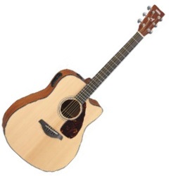 Yamaha FGX700SC Acoustic/Electric guitar