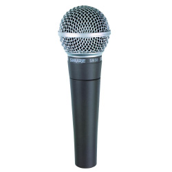 Shure SM58-S Microphone