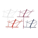 Strukture colorful folding stands
